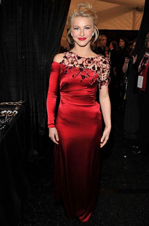 Seeing Red: Fashion Week Begins