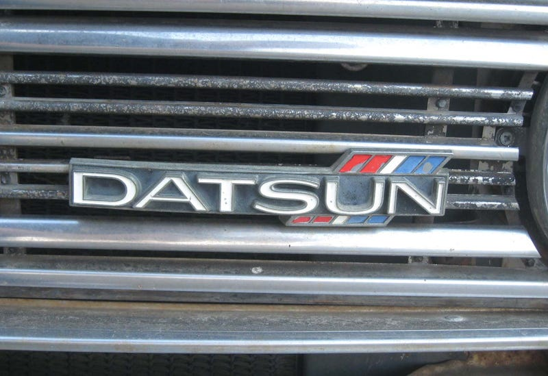 1970 Datsun 510 Station Wagon