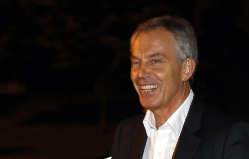 Tony Blair Is Not Very Welcome In Ireland