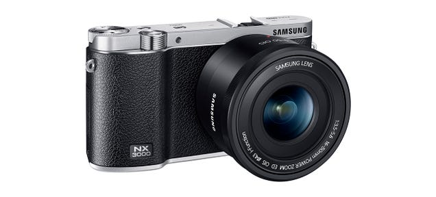 Samsung NX3000: A Little Cheaper, a Little Simpler, But Mostly the Same