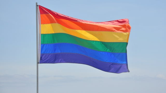 Gay Pride Flag Apparently The Worst Thing That Could've Happened To Virginia