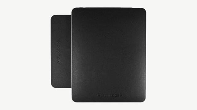 Coat Your iPad With This Beautiful Moleskine-Like Skin