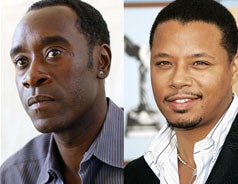 'Iron Man 2': Howard Out, Cheadle In