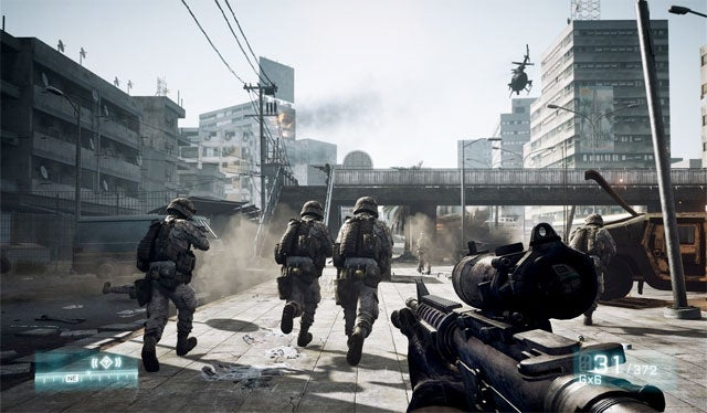 What's Battlefield 3 Bringing to E3? Multiplayer, But No Subscription Fees