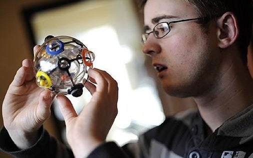 Rubik 360 Will Probably Take That One Guy Another 26 Years to Solve