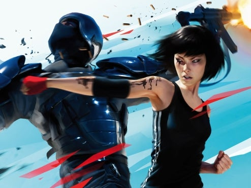 Mirror's Edge Goes Gold, Factory Bound