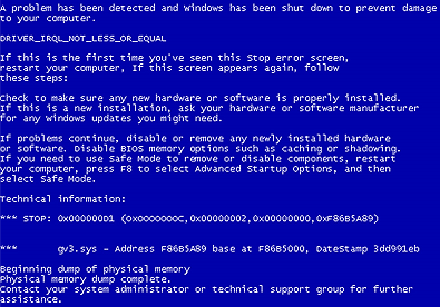 The Blue Screen of Death Survival Guide Decodes Your System Crash