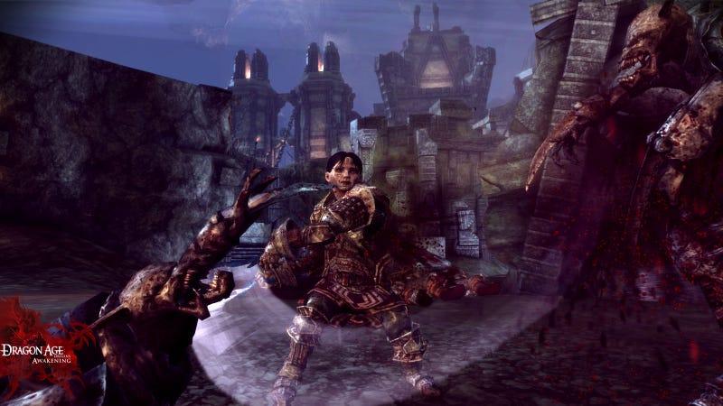 Dragon Age: Awakening's Latest Character Revealed Shortly