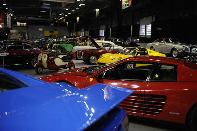 The Ten Biggest Car Shows In The World