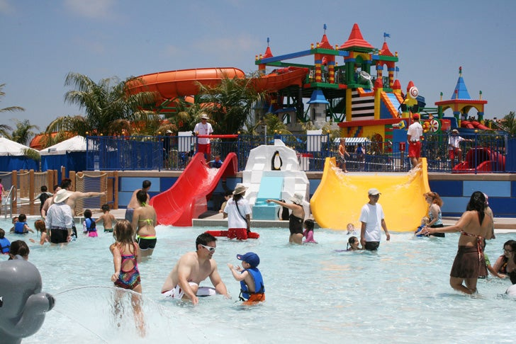 The Largest Legoland Water Park Ever Will Have 50 Million Bricks