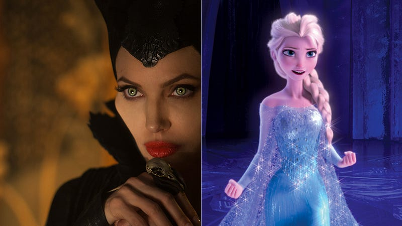 Maleficent Wins the Box Office Thanks to Disney's Frozen Fans