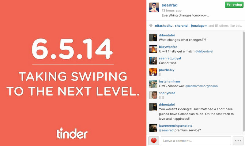 Tinder Improves on Snapchat By Giving You 24 Hours to Screenshot a Pic [Update]