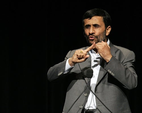 Ahmadinejad Wants More Teenage Girls To Get Married