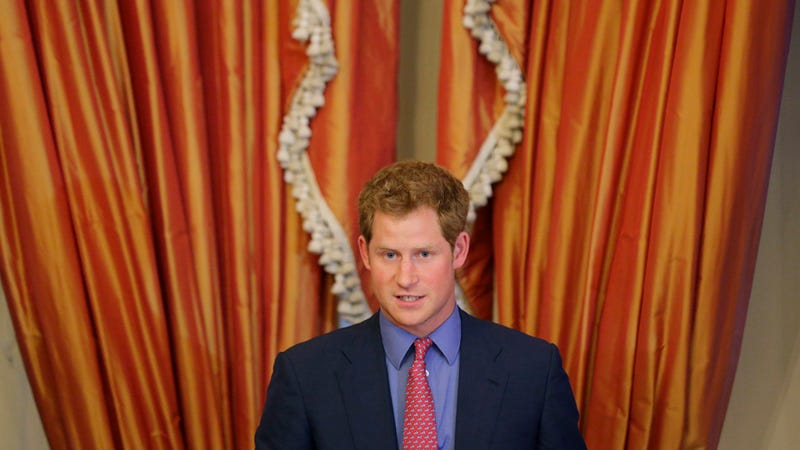 The Complete List of Things America Gave to Prince Harry