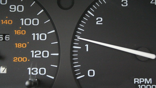 If Your Car Will Be Idling for More Than 10 Seconds, Just Turn it Off