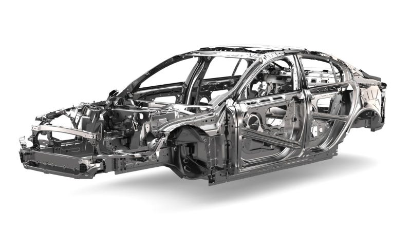 The Jaguar XE Will Battle The 3-Series With Aluminum And New Engines