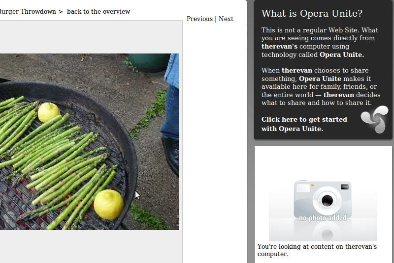Opera Unite Puts a Media Server in Your Browser