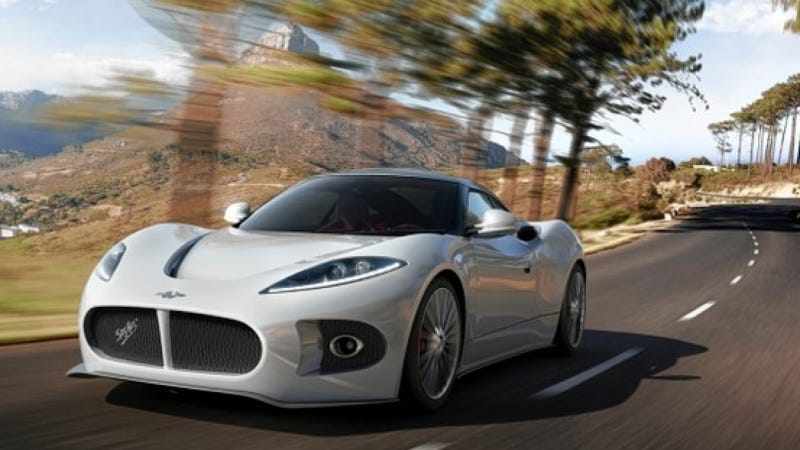Spyker Bounces Back With The New B6 Venator Concept And An Old Saab Platform