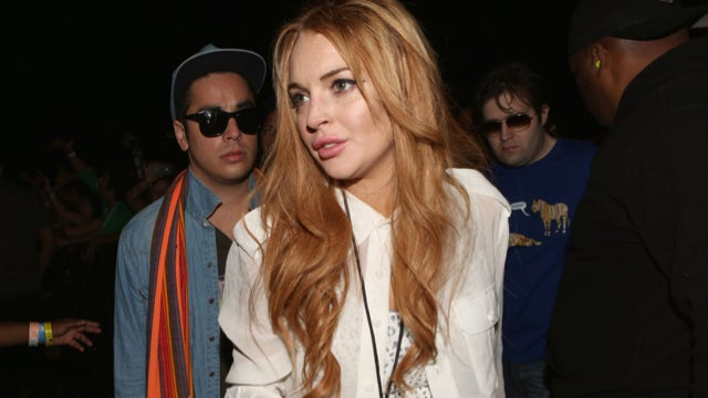 Lindsay Lohan Arrested After Crashing Another Porsche Into Another Person