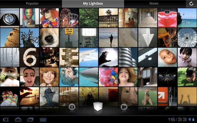 Lightbox for Android Gallery