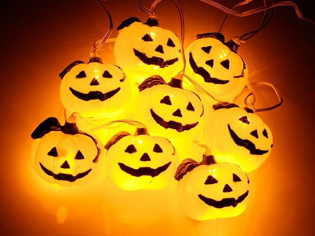Brando USB Pumpkin Lights are Actually Cubicle-Worthy