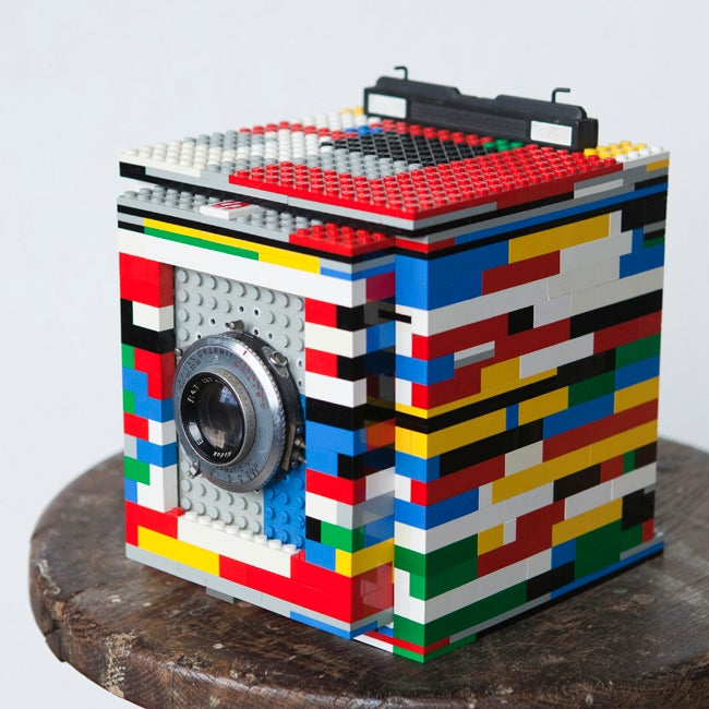 These Beautiful Photographs Were Taken With the Handmade Legotron Mk1