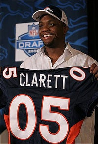 Clarett Story Continues To Take Scary Turns