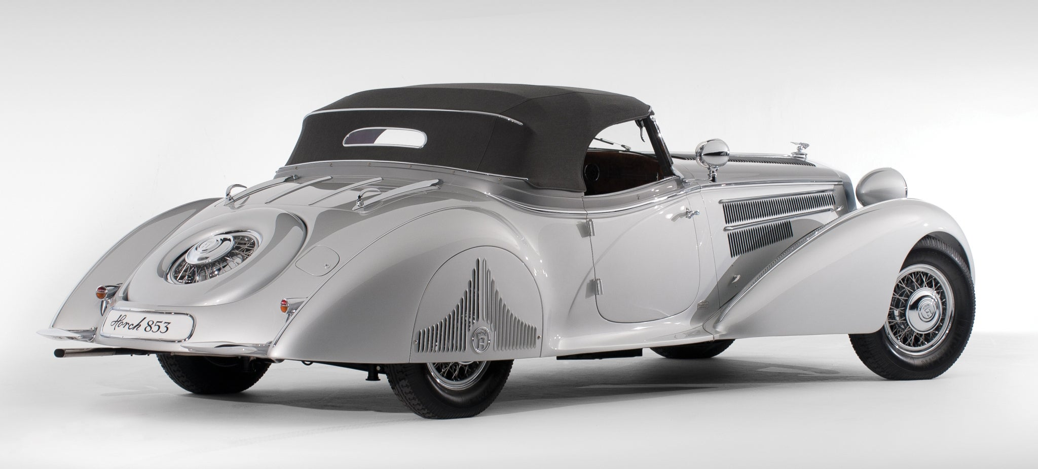 Where Can We Autocross A Horch?