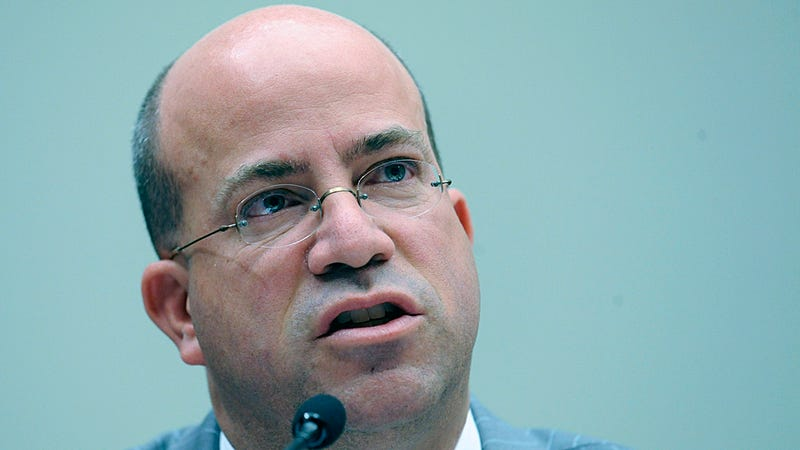 Jeff Zucker Says Jeff Zucker Is Top Candidate to Take Over CNN