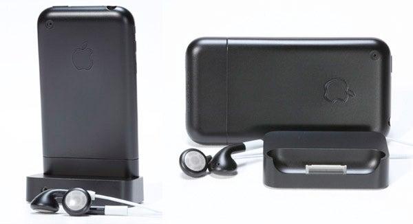 Colorware's Matte Black iPhone Fools Friends, Bloggers