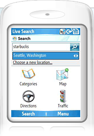Windows Live Search for Mobile Goes Final, Still Great