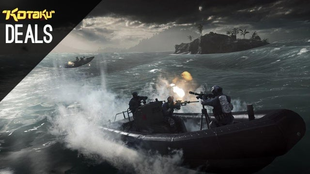 Battlefield 4 for $25, Splinter Cell Blacklist, Roku 3 [Deals]