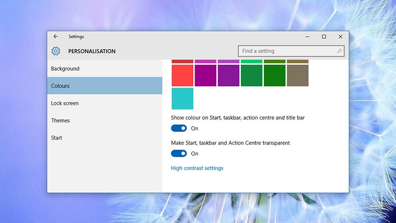 How to Unlock Secret Settings in Windows 10