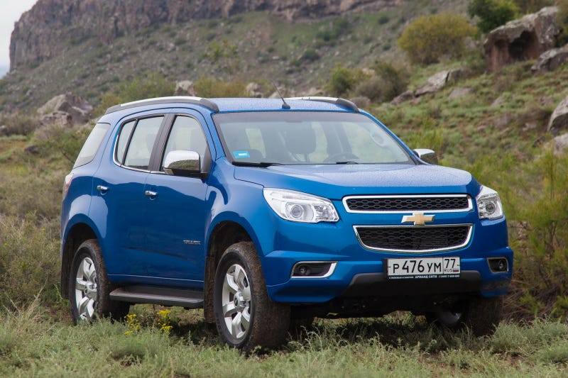 There's A New Chevy Trailblazer But GM Won't Sell It To Us