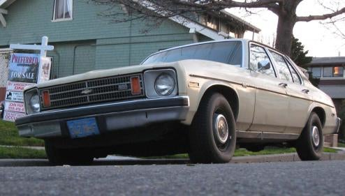 1975 Chevrolet Nova Custom