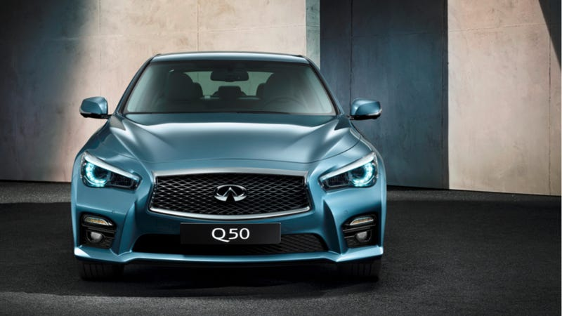 The Japanese Forgot How To Build A Sporty Luxury Sedan