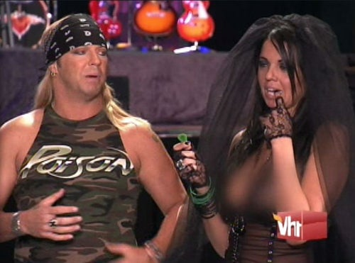 ROL: Babe Falls Off Bret's Stage, Body Parts Are Blurred Out