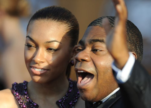 You Can't Even Guess What Tracy Morgan Is Saying