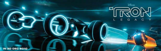 We stepped inside Tron Legacy's virtual world, and survived!