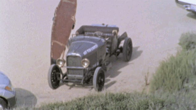 This 1927 Oakland Racer Is A Highrider Surf Wagon That Keeps You Alive