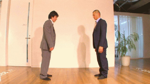 Behold, Extreme Japanese Apologizing