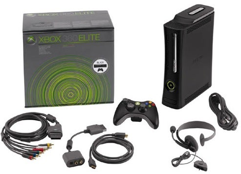 Dealzmodo: Xbox 360 Elite at $300 and Xbox Arcade Bundle at $179 Plus Free Shipping