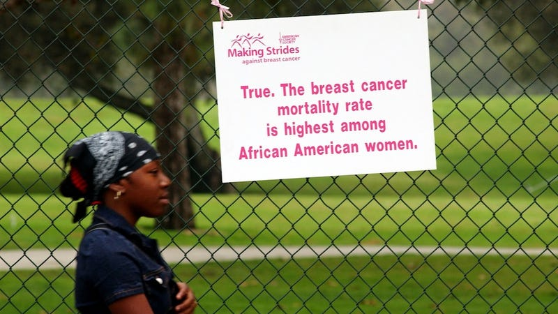 A Million Pink Ribbons Have Done Nothing for Black Women