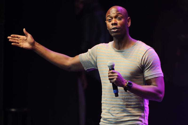 "Dave Chappelle Had a ""Meltdown"" Onstage in Connecticut Last Night"