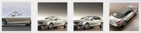 Ragtop Riche: Mercedes-Benz Reveals Ocean Drive Concept
