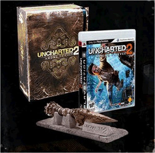 Want Uncharted 2: Fortune Hunter's Edition? You Should Come Party With Kotaku!