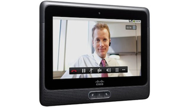 Cisco Cius: The Biggest Difference Between a Tablet and a Business Tablet Is $400