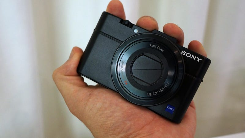 Sony RX100 II: A Totally New Sensor, a More Perfect Point-and-Shoot