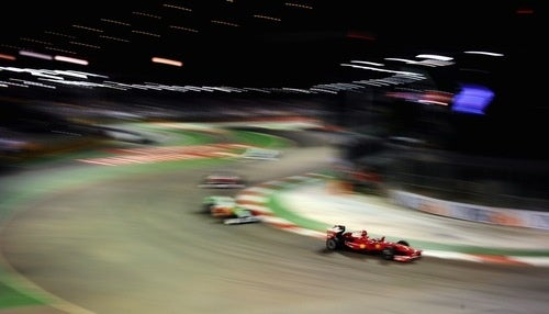 2009 Singapore Grand Prix: Into the Night