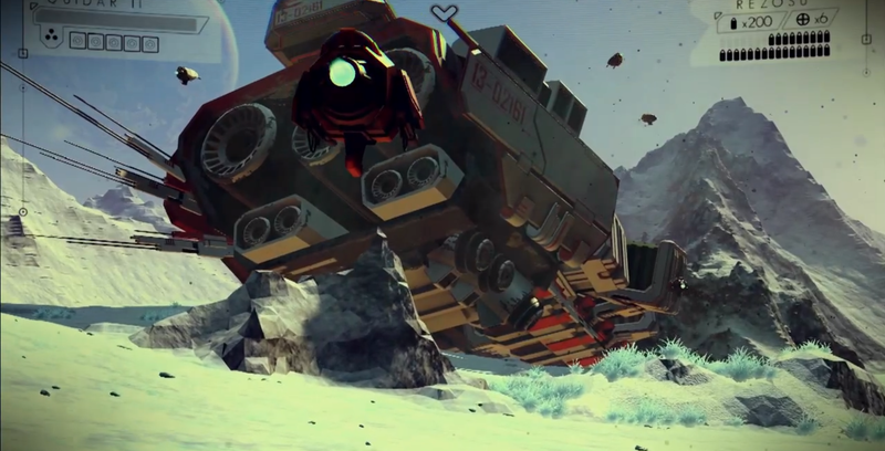 Everything We Know So Far About The Impressive-Looking No Man's Sky